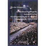 Le cardinal Ferdinando Antonelli et les développements de la réforme liturgique de 1948 à 1970