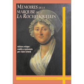 Marquise de La Rochejaquelein - Mémoires