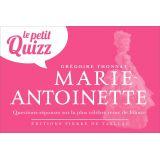 Le Petit Quizz Marie-Antoinette
