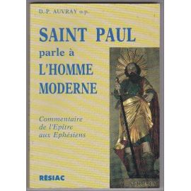 Saint Paul parle à l'homme moderne