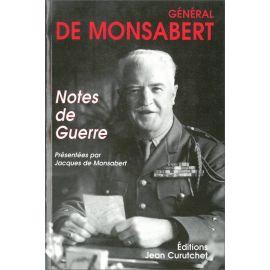 Gal Jacques de Monsabert - Général de Monsabert