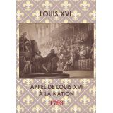 Appel de Louis XVI à la Nation