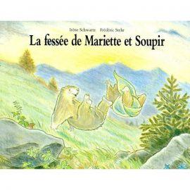 La fessée de Mariette et Soupir