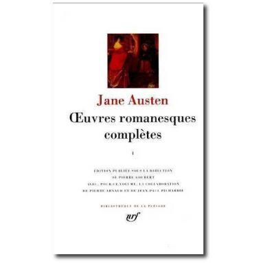 Jane Austen - Oeuvres romanesques complètes Tome 1