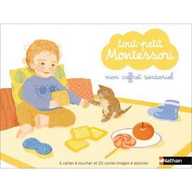 Maria Montessori - Mon coffret sensoriel
