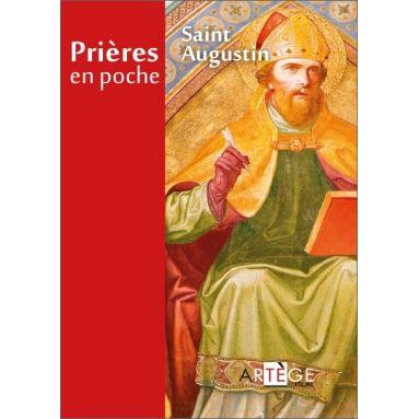 Saint Augustin - Prières en poche