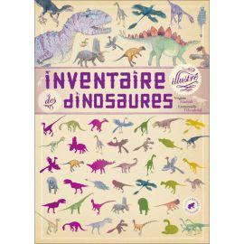 Virginie Aladjidi - Inventaire illustré des dinosaures