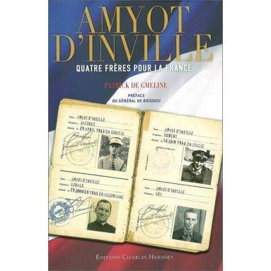 Patrick de Gmeline - Amyot d'Inville