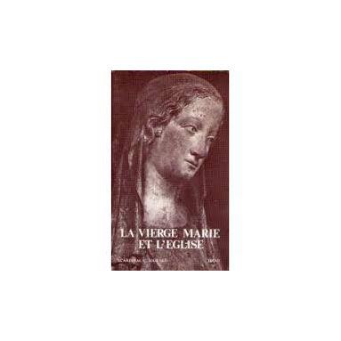 Mgr Charles Journet - La Vierge Marie et l'Eglise
