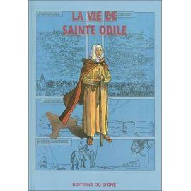 Charles Diss & Gustave Ehret & Charles Stroh - La vie de sainte Odile