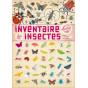 Virginie Aladjidi - Inventaire illustré des insectes