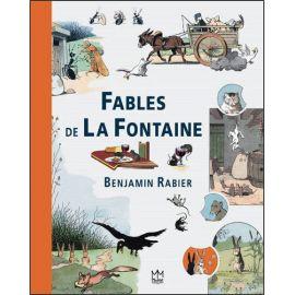 Jean de La Fontaine - Fables de La Fontaine