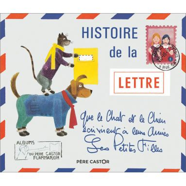 J. Capeck - Histoire de la lettre