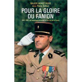 Major Horst Roos - Pour la gloire du fanion