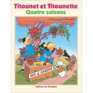 Marie Mad - Titounet et Titounette - Volume 27