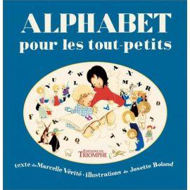 Alphabet pour les tout-petits