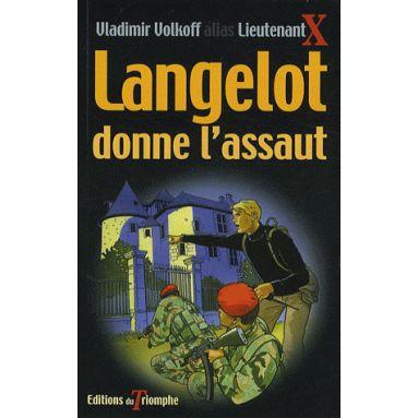Langelot donne l'assaut