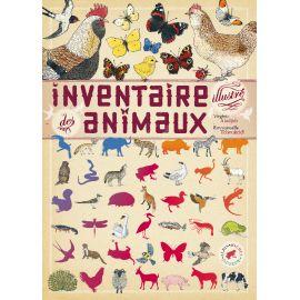 Virginie Aladjidi - Inventaire illustré des animaux