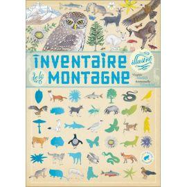 Virginie Aladjidi - Inventaire illustré de la montagne