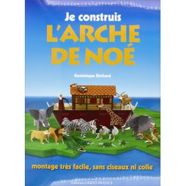 Je construis l'arche de Noé