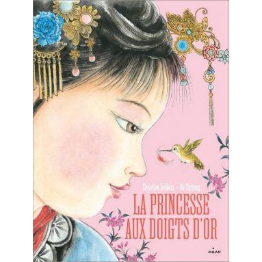Christian Jolibois - La princesse aux doigts d'or