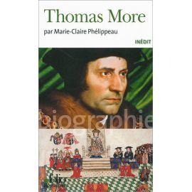 Marie-Claire Phélippeau - Thomas More