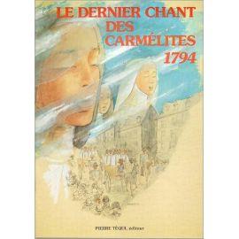 Dorothée Vallas - Le dernier chant des Carmélites 1794