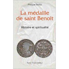 Abbé Philippe Beitia - La médaille de saint Benoît