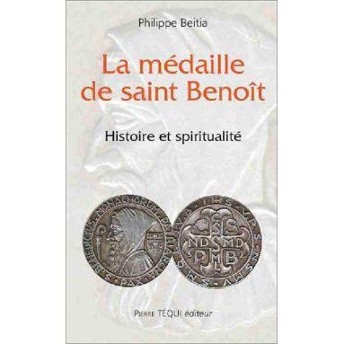 Abbé Philippe Beitia - La médaille de saint Benoit