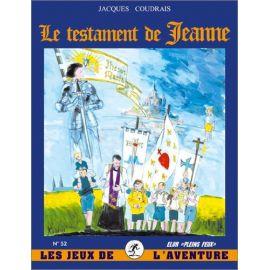 Le testament de Jeanne