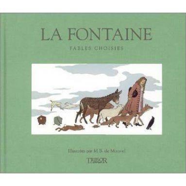 Jean de La Fontaine - Fables choisies
