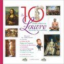 Les dix chefs-d'oeuvre du Louvre racontés aux enfants