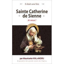 Mauricette Vial-Andru - Sainte Catherine de Sienne