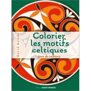 David Balade - Colorier les motifs celtiques