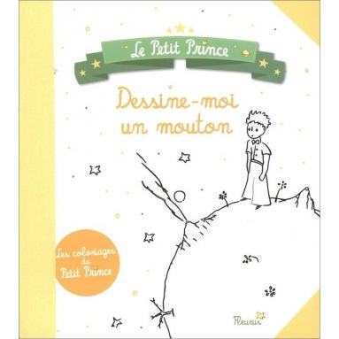 Antoine de Saint-Exupéry - Dessine-moi un mouton