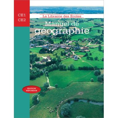 Marie-Laure Jacquemond & Jean Nemo - Manuel de Géographie CE1- CE2