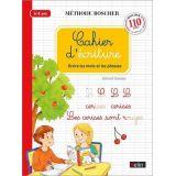 Cahier d'écriture méthode Boscher