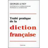 Traité pratique de la diction française