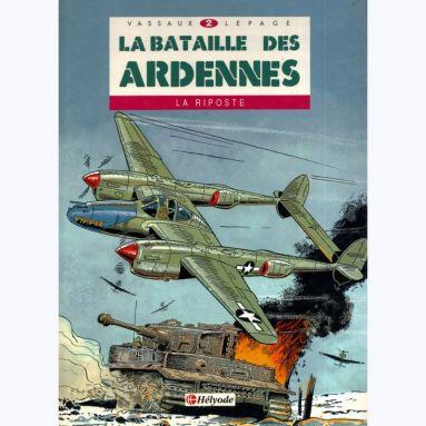 Willy Vassaux - La Bataille des Ardennes