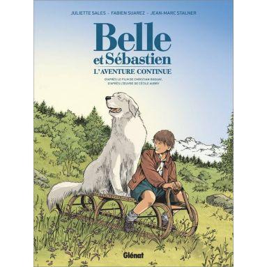 Juliette Sales et Fabien Suarez - Belle et Sébastien l'aventure continue