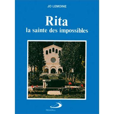 Jo Lemoine - Rita la sainte des impossibles