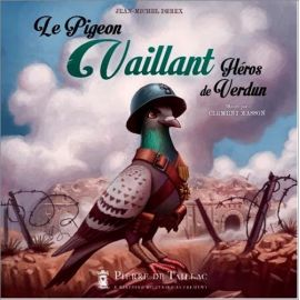 Le pigeon Vaillant