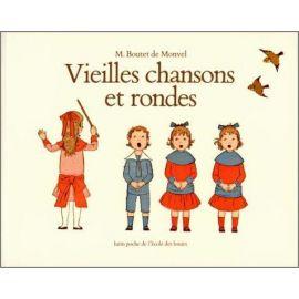 Maurice Boutet de Monvel - Vieilles chansons et rondes