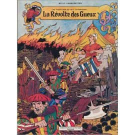 Willy Vandersteen - La révolte des Gueux