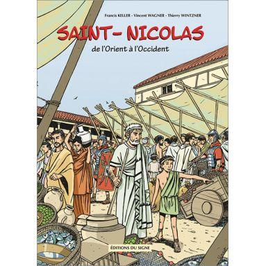 Thierry Wintzner - Saint Nicolas de l'Orient à l'Occident