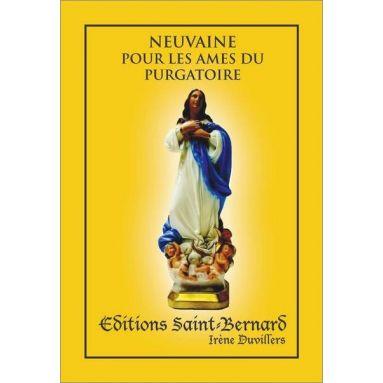 Irène Duvillers - Neuvaine pour les âmes du Purgatoire