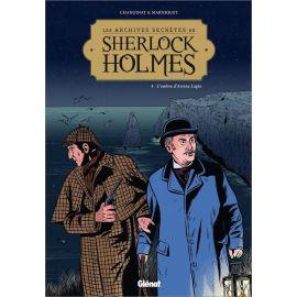 Philippe Chanoinat - Les archives secrètes de Sherlock Holmes Tome 4