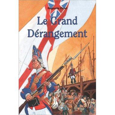 Huguette Pérol - Le Grand Dérangement