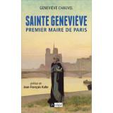 Sainte Geneviève premier maire de Paris