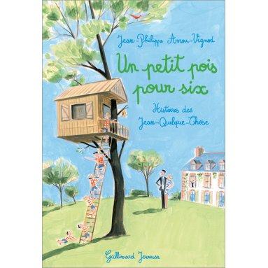 Jean-Philippe Arrou-Vignod - Un petit pois pour six